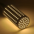 E-3165 E27 30W 1300lm 3000K 165-SMD 5050 LED Warm White Corn Lamp - White + Yellow (AC 220V)