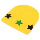 Fashionable Soft Cotton Hat for 0~3 Years Old Baby - Yellow