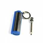 Upgraded Version Keychain Kerosene Million Matches - Blue + Silver