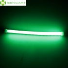 SENCART Waterproof 1.2W 22lm 560nm 3014 SMD LED Green Light Car Decoration Soft Light Strip (DC 12V)