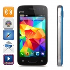 "Mini G9600 Spreadtrum 7715 Android 4.2 WCDMA Bar Phone w/ 4.0"" Capacitive, Wi-Fi, Bluetooth - Blue"