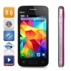 "Mini G9600 Spreadtrum 7715 Android 4.2 WCDMA Telefon w / 4,0 ""Kapazitive, Wi-Fi, Bluetooth - Dark Pink"