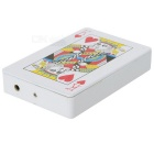 Poker Style K-Heart Honest Jet 1300-C Lighter