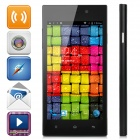 "CKCOM K2 Android 4.4 Quad-core WCDMA Smart Phone w/ 4.7"" Screen, Wi-Fi and GPS - Black"