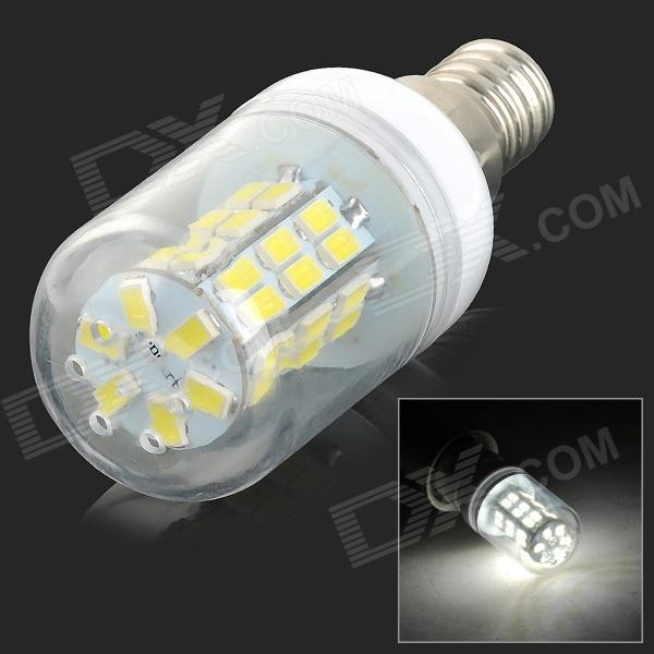 sencart-e14-4w-200lm-6000k-42-smd-5730-led-white-light-bulb-white-transparent-ac-85265v