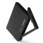 "ORICO 2598SUS3 2.5"" SATA External HDD Enclosure w/ USB 3.0 eSATA Interface - Black"