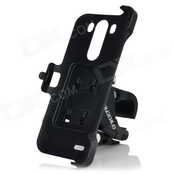 DULISIMAI Plastic Bike / Motorcycle Mount Holder for LG G3 - Black бальзак о де евгения гранде отец горио