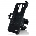 DULISIMAI Plastic Bike / Motorcycle Mount Holder for LG G3 - Black