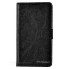 DULISIMAI Protective PU Case w/ Stand for LG G3 - Black