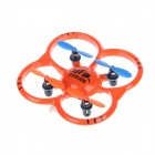 360 Degree Eversion Mini Radio Control 4-CH Hexrcopter w/ Gyroscope - Orange + Blue + Black