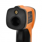 "BENETECH GM550E 1.3"" Screen Digital Infrared Thermometer - Orange + Black"