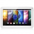 "AOSD V11 10 ""Quad-Core Android 4.4 Tablet PC w / 1 GB RAM, 8 GB ROM, Bluetooth, Dual-Kamera - Weiß"