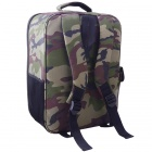 Travel / Carrying Camouflage Shoulder Backpack Bag for DJI Phantom 1 / 2 / Vision - Camouflage
