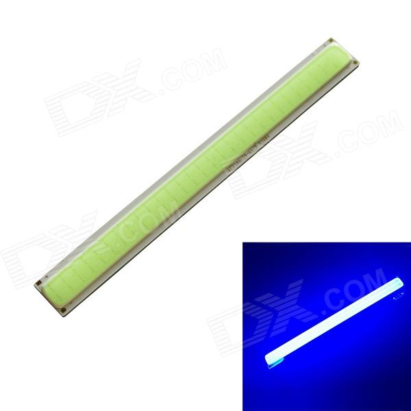 5W 320lm 465nm 60-COB LED Blue Light Module - White + Light Green (DC 12V)
