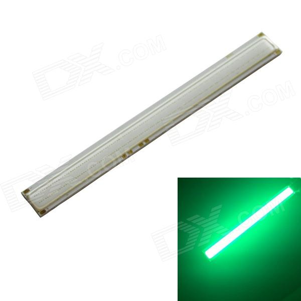 5W 320lm 525nm 84-COB LED Green Light Module - Silver + White (DC 9V)