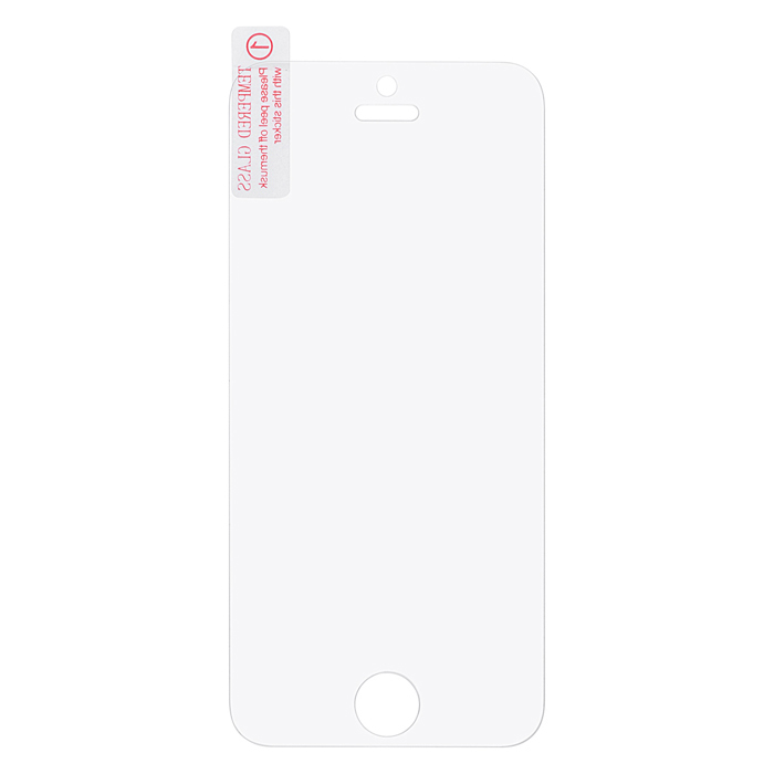 AOLUGUYA HW01 Shockproof 9H Tempered Glass Screen Protector for IPHONE 5 / 5S / 5C - Transparent handbook of magnetic materials volume 7