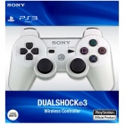 Genuine Sony PlayStation 3 Dualshock 3 Wireless Controller - White