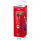 Genuine Nintendo Wii Remote Plus Mario Limited Edition - Red