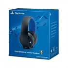 Genuine Sony Gold Wireless Stereo Headset - Black + Blue