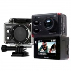 Genuine ISAW Extreme Action Camera - Black + Red