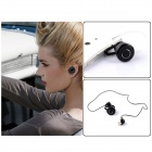YUEER Rechargeable Bluetooth 3.0 Wireless Stereo Music Headset - Black