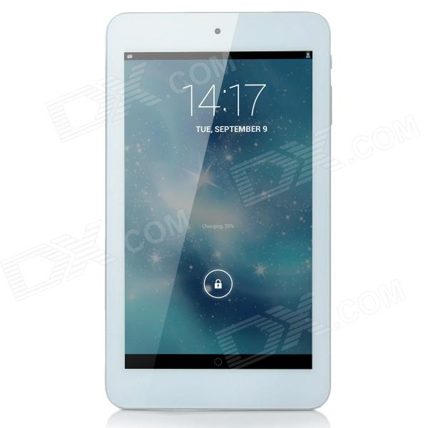 Teclast P70H 7 Dual Core Android 4.2.2 Tablet PC w/ 1GB RAM, 8GB ROM, Wi-Fi, Bluetooth - White