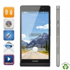 "Refurbished Huawei Ascend P6-U06 Quad-core Android 4.2 WCDMA Bar Phone w/ 4.7"" Screen, Wi-Fi and GPS"