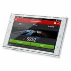 "U1 7.0"" näyttö Dual-core Android 4.2 Tablet PC w / Bluetooth, Wi-Fi - valkoinen"