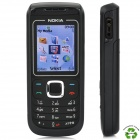 "Refurbished Nokia 1680 GSM Bar Phone w/ 1.8"" Screen, Dual-Band and Camera - Black"