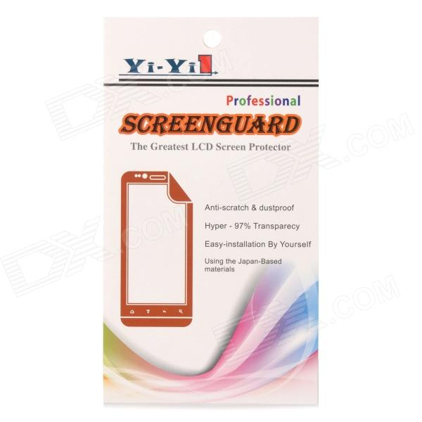 YI-YI Protective Clear PET Screen Protector Film Guard for Samsung Galaxy Alpha - Transparent (3pcs) yi laiwei ylw14bx166