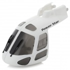 Wltoys V931-018 ABS Repairing R/C Helicopter Head Cover for V931 - White + Black