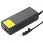 90W 19V 4.74A 4.8 x 1.7cm Power Adapter w/ AC Cable for HP Laptop - Black (120cm)