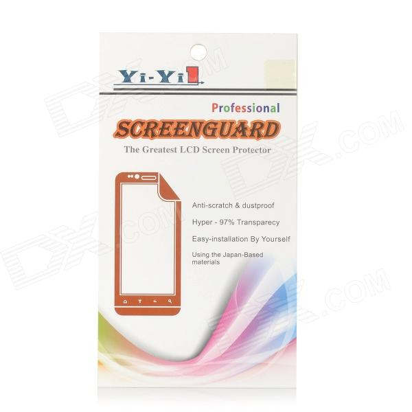 Protective PET Clear Screen Guards Protectors for Samsung Galaxy Alpha - Transparent (5 PCS)