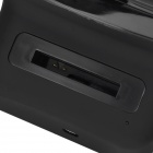 Phone / Battery Charging Dock Station for Samsung Galaxy S5 - Black