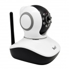 "EasyN V10D(P1) 1/4"" CMOS 1.0MP IP kamera med 8-IR-LED / Wi-Fi / IR-CUT / TF - hvit + Black (US plugg)"