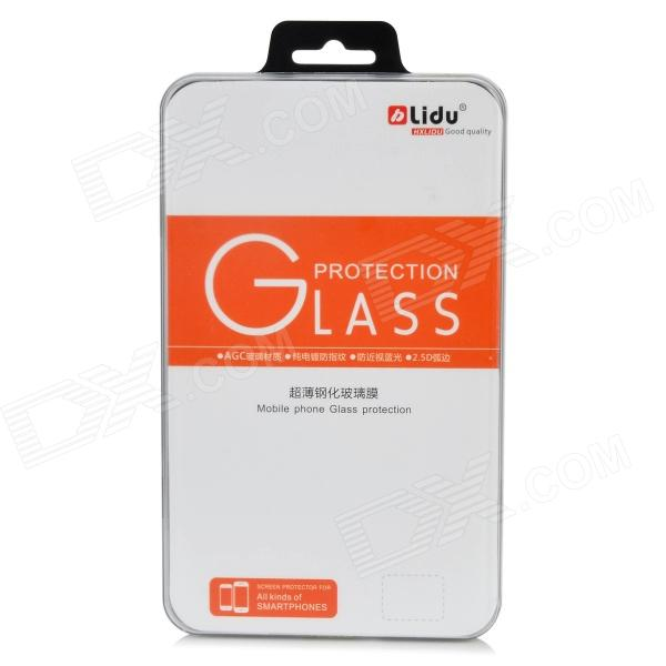 LIDU Protective Tempered Glass Screen Protector for IPHONE 4 / 4S - Transparent чайник со свистком 2 4 л rondell premiere rds 237