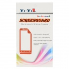 Yi-Yi Protective Matte PET Screen Protectors for Samsung Galaxy Alpha - Transparent (5 PCS)