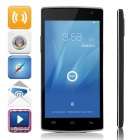 DOOGEE KISSME DG580 Quad-Core Android 4.4 WCDMA Bar Phone w/ 5.5