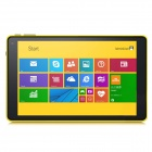 "VOYO A1 Mini 8"" Quad Core Windows 8 Intel Tablet PC w/ 2GB RAM, 32GB ROM, Bluetooth, Wi-Fi - Yellow"