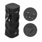 VINA MS-319 Portable Outdoor Wireless Bluetooth 4.0 NFC Mini Speaker for IPHONE + More - Black