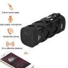 VINA MS-319 Portable Wireless Bluetooth 4.0 NFC Mini Speaker - Black