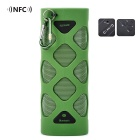 VINA MS-319 Portable Outdoor Wireless Bluetooth 4.0 NFC Mini Speaker for IPHONE + More - Green
