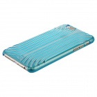 Baseus LSAPIPH6-BC03 Shell Style Protective PC Back Case for IPHONE 6 - Translucent Blue