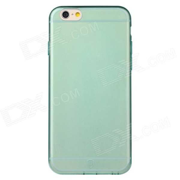 Baseus ARAPIPH6-06 Protective Soft TPU Back Case for IPHONE 6 - Translucent Green