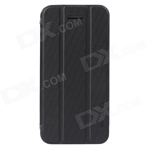 все цены на Baseus Folio PU Leather + PC Case w/ Holder for IPHONE 5C - Black онлайн