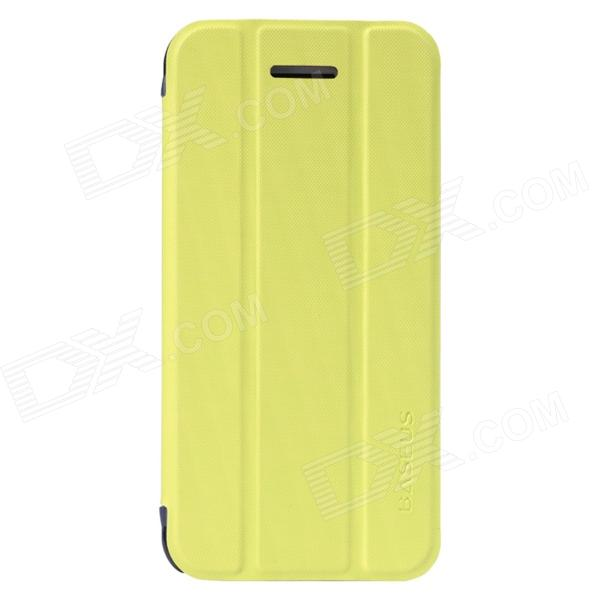 все цены на Baseus LTAPIHMINI-SL06 Protective PU Leather Full Body Case w/ Stand for IPHONE 5C - Green онлайн