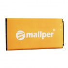 "Mallper Replacement 3.7V ""2800mAh"" Li-ion Battery for Samsung Galaxy S5 / G900+ More - Orange"