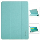 KALAIDENG Protective PU Leather Case Cover w/ Stand for Samsung Galaxy TAB S 10.5 T800 - Blue