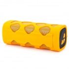 VINA MS-319 Portable Outdoor Wireless Bluetooth v4.0 NFC Mini Speaker for IPHONE + More - Orange