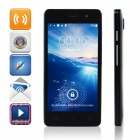 "BLUBOO X4 MTK6582M Quad-Core Android 4.4.2 WCDMA Bar Phone w/ 4.5"", 4GB ROM, Wi-Fi, GPS - Blue"